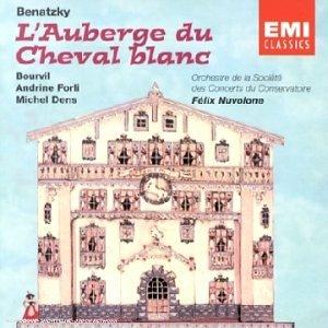 Benatzky - L'Auberge du Cheval blanc