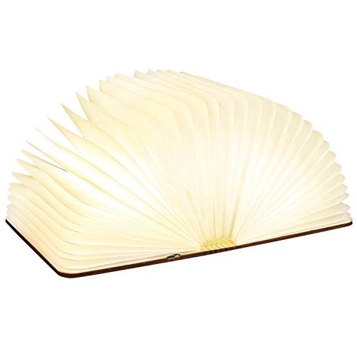 Multi-Funktion-Faltbare-LED-Licht-Buchlampe-warmwei-LED-Folding-Buch-Lampe-Tischlampe-Wandleuchte-mit-Eingebaute-2500mAh-Lithium-Batterien-Buch-Design-tragbar-Schreibtisch-Lampe