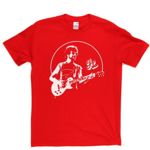Jeff Lynne English Electric Light Leader T-shirt Rot