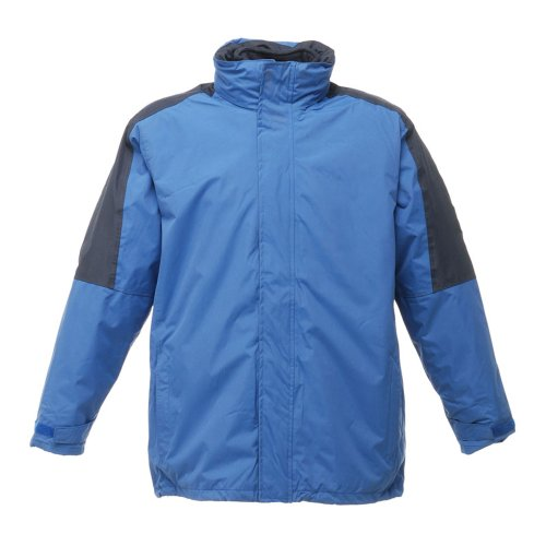 Regatta Mens Defender III 3 in 1 Breathable Waterproof & Windproof Jacket Royal Blue/Navy