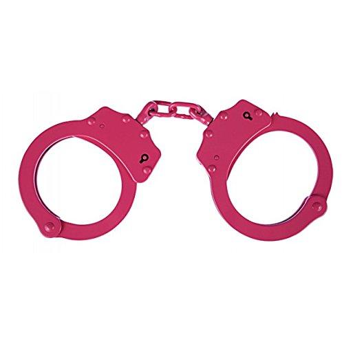 BKL1® Handschellen pink Security Fasching Karneval Erotik Bondage 1010