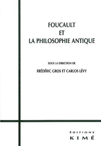 Foucault et la philosophie antique