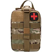 Grapdopk Outdoor-Reiseapotheke Hüfttasche Campingtasche Notfalltasche (Farbe: Acucamouflage) preisvergleich bei billige-tabletten.eu