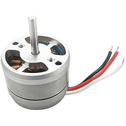 PENIVO Spark Accesorios /Part de motor Drone,Reparación de repuesto de motor 1504S para DJI Spark