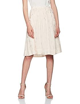 Second Female Damen Rock Rain Long Skirt
