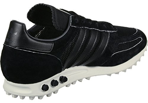 adidas Unisex-Erwachsene La Trainer Og Sneaker Schwarz (Core Black/Core Black/Dark Grey)