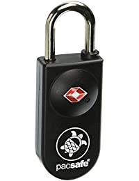 Pacsafe Prosafe 750 Tsa Key-card Lock Candado para Equipaje, 7 cm, Black 100