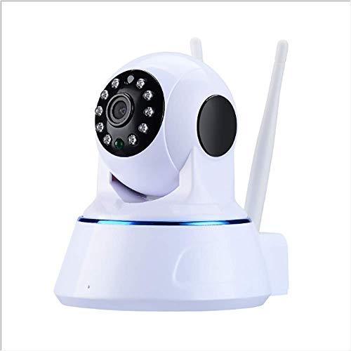 HERAHQ Drahtlose Sicherheitsüberwachungskamera, 360 ° Smart Night Vision Hd Wireless WiFi Mobile Detection Home Überwachungskamera,1080P - Smart-response-mobile