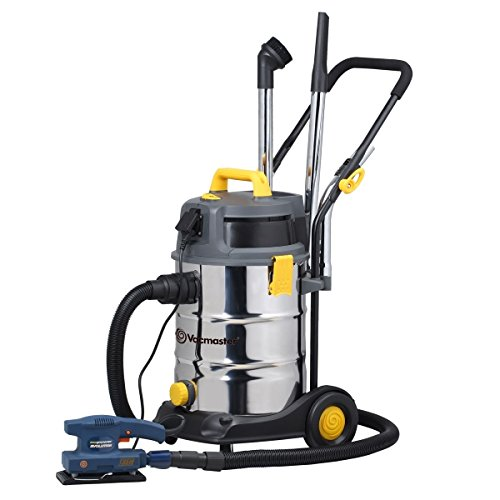 Vacmaster Power 30 1600W Dual HEPA PTO Wet and Dry Industrial Vacuum Cleaner – VK1630SWC