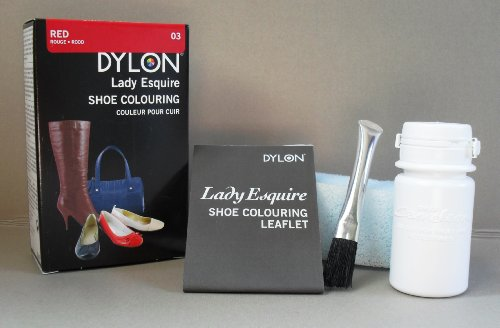 Preisvergleich Produktbild Dylon - Leder Schuhe & Zubehör Farbe Rot 03