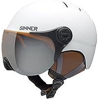 Sinner Unisex Ski Crystal Helmet