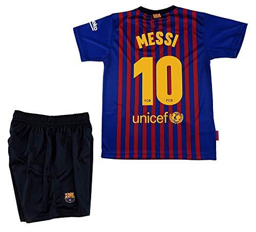 Barcelona Dd FCB BARÇA Box 1ª Equip 2018-2019 Messi T-08
