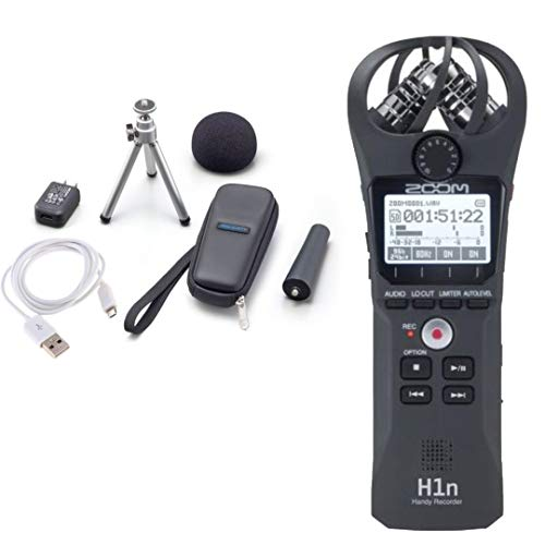 ZOOM H1n Registratore Digitale / Kit Accessori APH1n