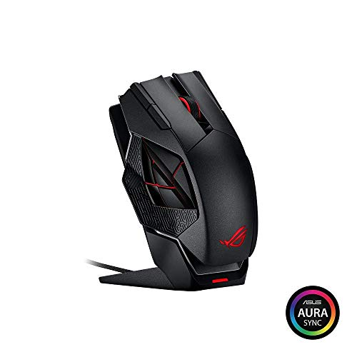 Asus  L701-1A-ROG SPATHA  Laser Gaming Mouse