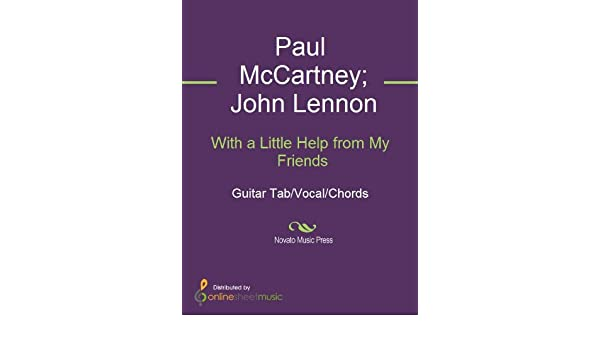 With a Little Help from My Friends eBook: John Lennon, Paul ...