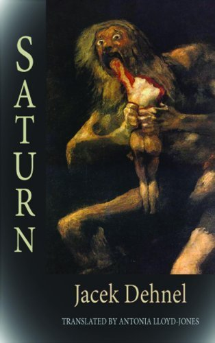 Saturn (Dedalus Europe 2013) by Dehnel, Jacek (2014) Paperback