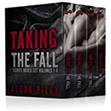 TAKING THE FALL - The Complete Series: Part One, Part, Two, Part Three & Part Four (English Edition)