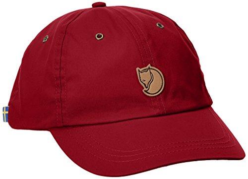 Fjällräven Erwachsene Kappe Helags Cap, Ox Red, L/XL