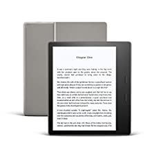 Kindle Oasis | Now with adjustable warm light | Waterproof, 32 GB, Free 4G + Wi-Fi | Graphite