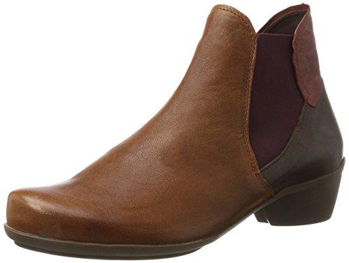 181090 Chelsea Boots, Braun (Sattel/Kombi 52), 40 EU ()