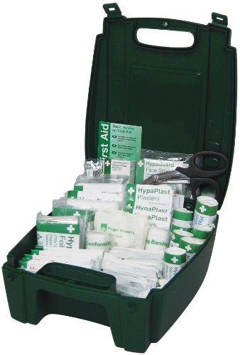 Safety First Aid K3031MD BSI - Botiquín de primeros auxilios (riesgo medio a alto)