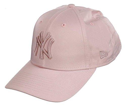 New Era Satin 940Neyyan Cap Linie New York Yankees, Unisex Erwachsene, mehrfarbig (PNK)