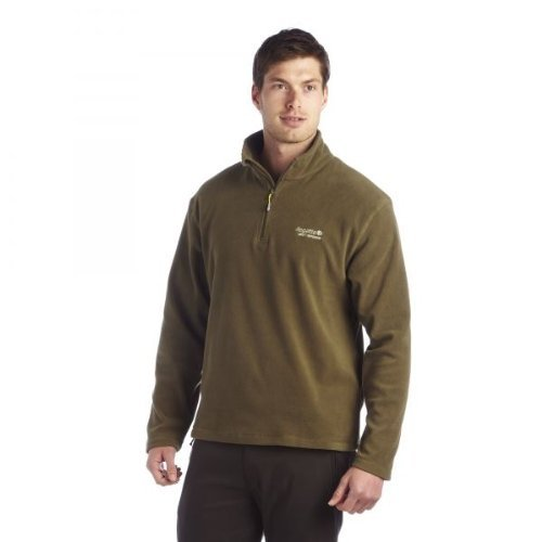 Regatta Maschi Thompson Overhead Fleece Grape Leaf M