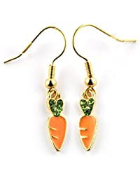 Boho Ohrringe in Mintgrün und Goldfarbe Moderne Creolen mit Pfeil Ovale Ohrringe