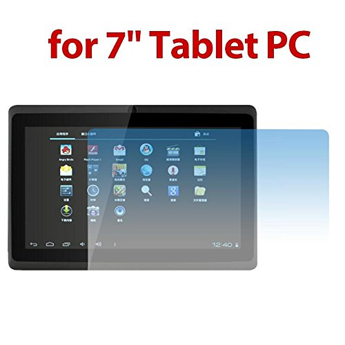Calistouk 7 Zoll Universal Pc Bildschirm Schutzfolie Schutzschild Lcd für 17,8cm Tablet PC MID Pad (Pc Mid Tablet)