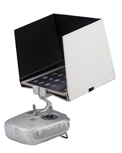 """Owoda 7.9 """"Upgrade-Version Smartphone / Tablets Faltbare Fernbedienung Monitor-Hood FPV Sonnenschutzsun Visor-Abdeckung für DJI Inspire 1 Phantom 3/4 Teile Zubehör"""