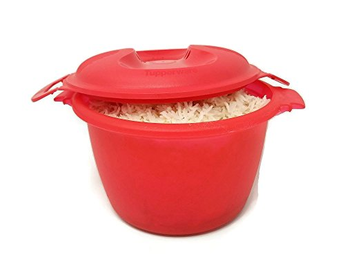 Tupperware Mikrowelle Reis Maker Reiskocher Dampfgarer