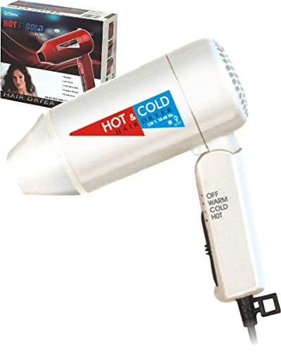 Hair Dryer Hot & Cold By OZOmax