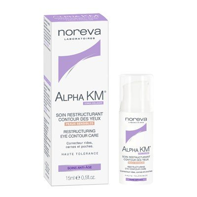 Noreva Alpha KM Soin Restructurant Contour des Yeux 15 ml