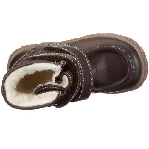 Bisgaard 1659 Stiefel mit Tex und Wolle, Unisex - Kinder Stiefel Braun (T.Moro(Brown))