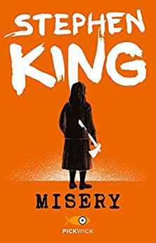 Misery (versione italiana) di [King, Stephen]