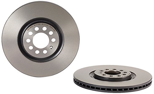 Brembo 09.7880.11 Front Uv Coated Brake Disc - Set of 2