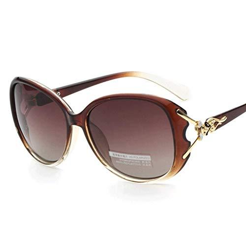 YHEGV Explosion Modelle Sonnenbrillen Mode Damen polarisierten Sonnenbrillen Sonnenbrillen -