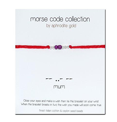red-string-wrap-bracelet-morse-code-mum-bracelet-lucky-protection