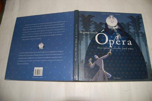 Descargar Libro Mi primer libro de operas (Junior) de Jordi Sierra I Fabra