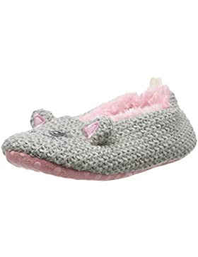 Pumpkin Patch Mädchen Girls Kitty Slipper Hausschuhe