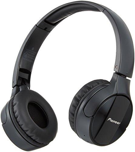 Pioneer On-Ear Bluetooth-Kopfhörer SE-MJ553BT-W (Bluetooth 3.0, 10m Reichweite, 15 Stunden Laufzeit) weiß (Weiß Pioneer)