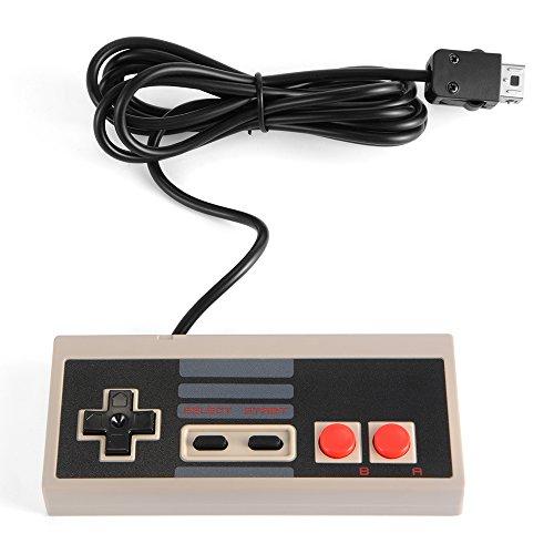 Controlador de repuesto para Consola NES Classic Mini Edition 1.8m Controlador con cable Gamepad para Nintendo Gaming System AC669
