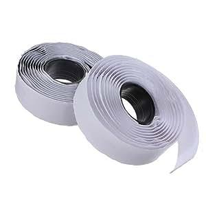 2m durable sticky selbstklebendes kletthaken klettband streifen baumarkt. Black Bedroom Furniture Sets. Home Design Ideas