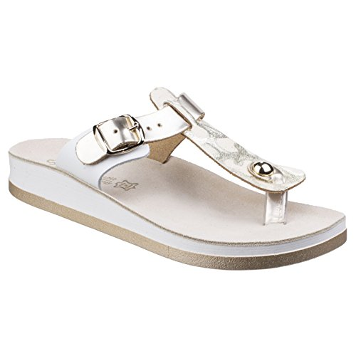 fantasy sandals. Fantasy Womens Ladies Viola Buckle-Up Lightweight Summer  Sandal f432abc3980