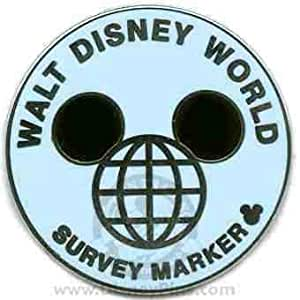 Disney Hidden Mickey Series Its A Small World Mexico Pin Badge - 2009 Issue