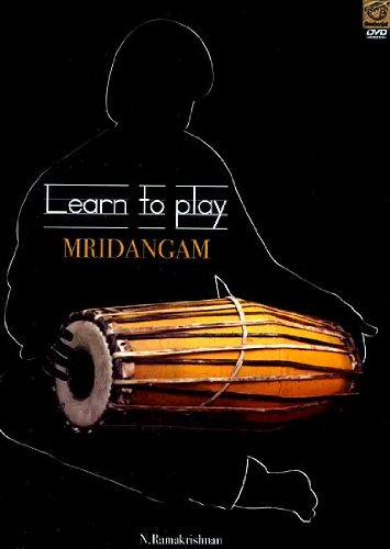Learn To Play Mridangam (DVD Video)