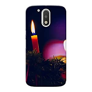 Mobile Back Cover For Motorola 4th Generation (Moto g4 Plus) (Printed Designer Case)