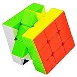 LSMY 3 x 3 x 3 Speed Cube sans étiquette, cubi da speedcubing Cyclone Boys immagine