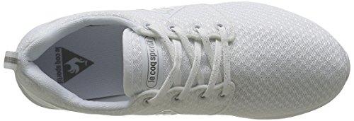 Le Coq Sportif Dynacomf Feminine, Scarpe da Ginnastica Basse Donna Bianco (Optical White)