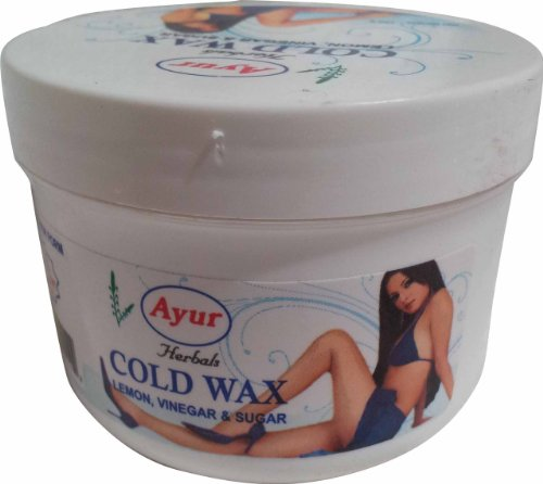 ayur-herbals-cold-wax-150gm